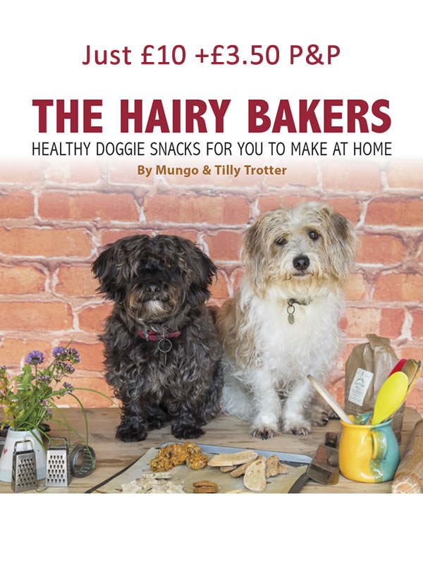 The Hairy Bakers Book