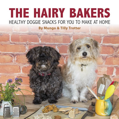 The Hairy Bakers Doggy Snacks Cookbook